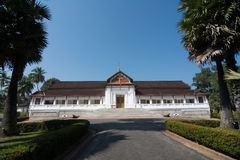 Palace of Luang prabang Royalty Free Stock Photography
