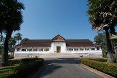 Palace of Luang prabang. (National Museum Royalty Free Stock Photography