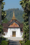 Palace of Luang prabang Stock Photography