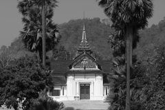 Palace of Luang prabang Royalty Free Stock Photo