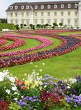 The palace of Ludwigsburg Royalty Free Stock Images