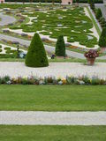 The palace of Ludwigsburg Royalty Free Stock Photos