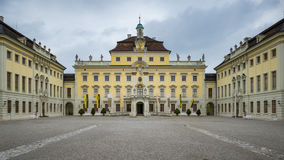 Palace in Ludwigsburg. An image of the palace in Ludwigsburg Germany Stock Image