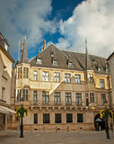 Palace of Luxembourg. The famous Palace of Luxembourg, Europe Royalty Free Stock Photos