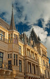 Palace of Luxembourg. The famous Palace of Luxembourg, Europe Stock Image