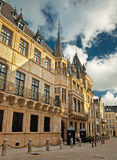 Palace of Luxembourg Royalty Free Stock Photo