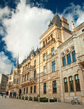 Palace of Luxembourg. The famous Palace of Luxembourg, Europe Royalty Free Stock Image
