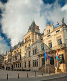 Palace of Luxembourg. The famous Palace of Luxembourg, Europe Royalty Free Stock Photography