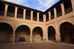 Palace of Maestrales, Almagro, Spain Stock Photos
