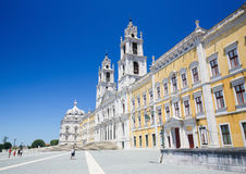 Palace of Mafra, Portugal Stock Photography
