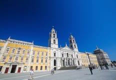 Palace of Mafra, Portugal Stock Photos