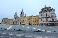 Palace of Mafra, Portugal Stock Image