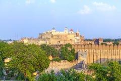 Palace of the Maharajah of Bikaner Royalty Free Stock Image