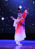 Palace maid-National Dance Royalty Free Stock Photography
