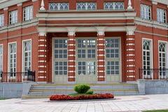 Palace main entrance Stock Photos