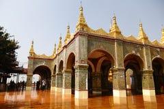Palace at Mandalay Hill Royalty Free Stock Photography