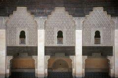 Palace in Marrakesh,Morocco Stock Photos