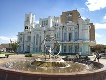 Astrakhan. Russia. Stock Image