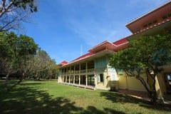 Palace Marukhathaiyawan in Phetchaburi Stock Images