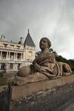 Palace in Massandra. Crimea. Ukraine. Royalty Free Stock Photos