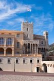 Palace in Monaco Stock Image
