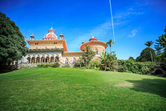 Palace of Monserrate Stock Image