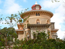 Palace of Monserrate (Sintra, Portugal) Royalty Free Stock Photo