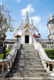 The palace on mountain. Petchburi, Thailand Stock Photography