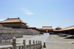 The Palace Museum Royalty Free Stock Images