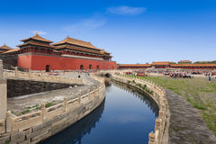 Palace museum Royalty Free Stock Images