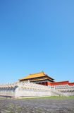 Palace museum Stock Images