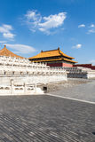 The Palace Museum Royalty Free Stock Photography