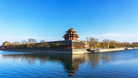 The Palace Museum in Beijing Stock Photography