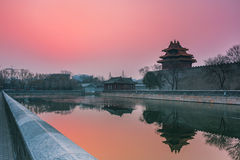 The Palace Museum in Beijing Royalty Free Stock Image
