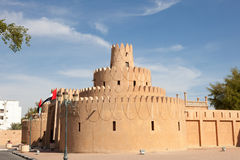 Palace Museum in the city of Al Ain Royalty Free Stock Image
