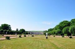 Palace of the Museum-estate Kuskovo. Stock Photos