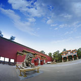 The Palace Museum in the Forbidden Royalty Free Stock Photo