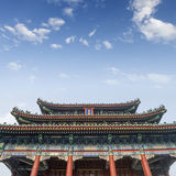 The Palace Museum in the Forbidden Royalty Free Stock Images