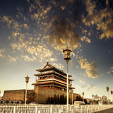 The Palace Museum in the Forbidden Royalty Free Stock Photos