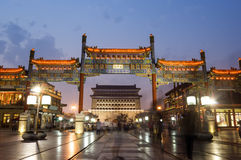 The Palace Museum in the Forbidden Stock Image