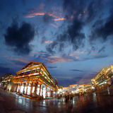 The Palace Museum in the Forbidden Stock Photography