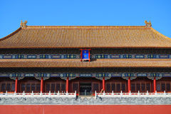 Palace Museum scenery Stock Photography