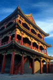 The palace museum of Shenyang Royalty Free Stock Photos