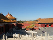 The palace museum Stock Image