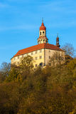 Palace of Nachod Stock Photo