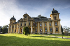 Palace of Nasice - Croatia Royalty Free Stock Photo