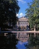 Palace of the Nation, Brussels. Royalty Free Stock Images
