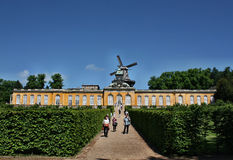 Palace of Neue Kammern Royalty Free Stock Photo