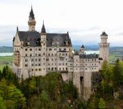 Palace Neuschwanstein, Bavaria, Germany Stock Photo