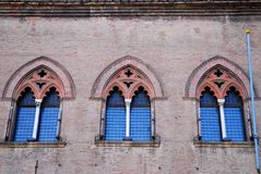 Palace of the Notaries in Bologna in Emilia Romagna (Italy) Royalty Free Stock Images